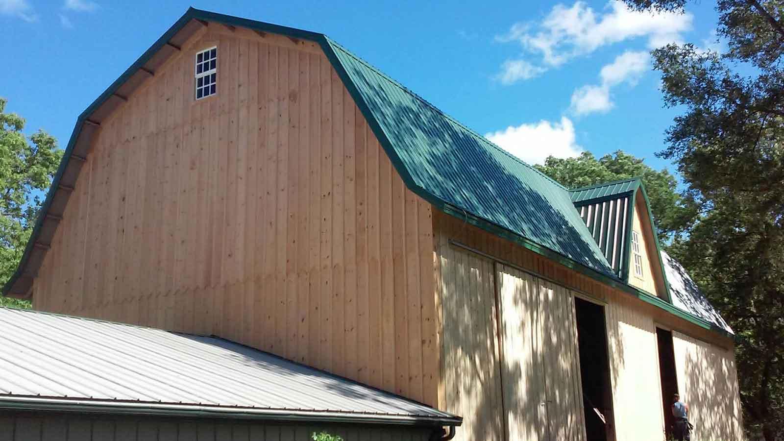 Bender builders your barn repair and restoration experts for Barn renovation